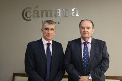 Josep Aragonés y José Vicente Morata