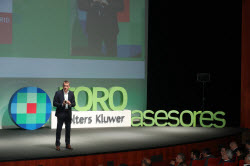 Pep Aragones Foro Asesores Wolters kluwer Madrid 2017