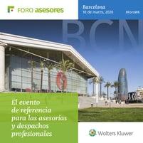 Foro Asesores Barcelona WK