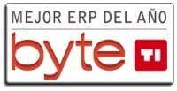 Premio a mejor ERP de 2018