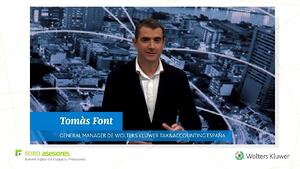 Tomàs Font_Foro Asesores Streaming 2020