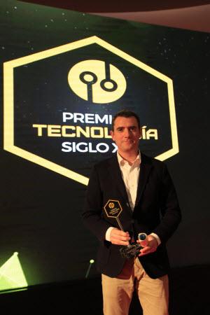 Tomàs Font Premio Tecnología Siglo XXI