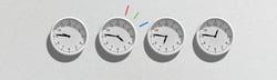 ¿Cobrar menos por fichar tarde? 5 sentencias del registro horario
