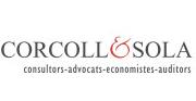 Logo de Corcoll & Sola