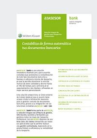 Ficha de producto de a3ASESOR | bank