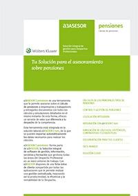 Ficha de producto de a3ASESOR | pensiones