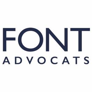 Foto de Nacho Amadoz, abogado consultor y Eloi Font, socio de Font Advocats