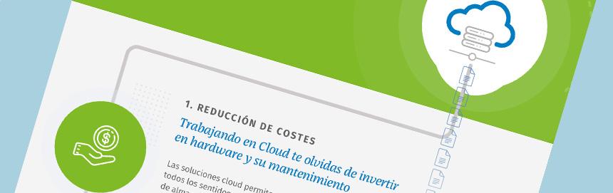 5 motivos para dar el salto del papel al cloud