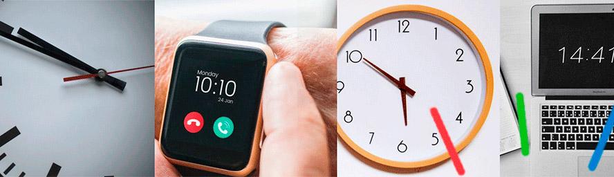 Adaptarse al registro horario: ya no hay vuelta atrás